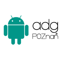 Logo of Android Developer Group Poznań